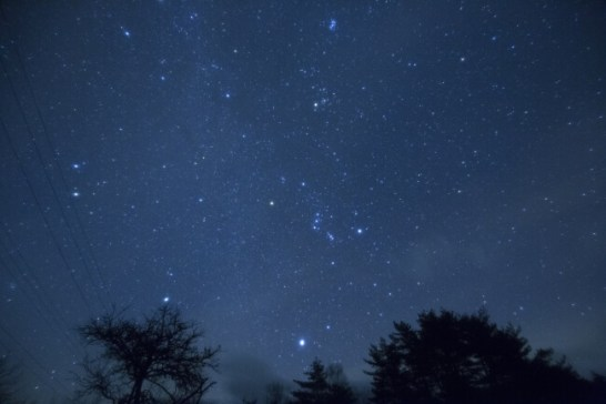 日本一の星空「長野県阿智村」のアウトドアモニターツアー