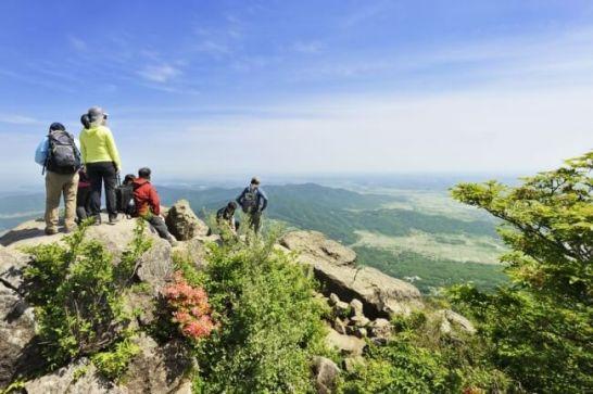 筑波山ウォームアップ登山