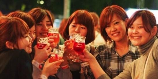 第1回「ビール女子会」