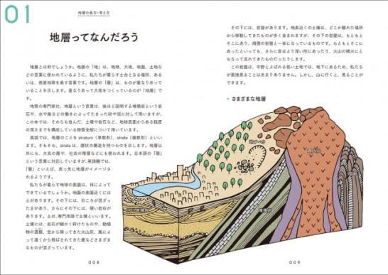 地層のきほん - 誠文堂新光社