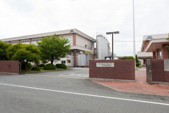 合同酒精 東京工場(千葉県松戸市)