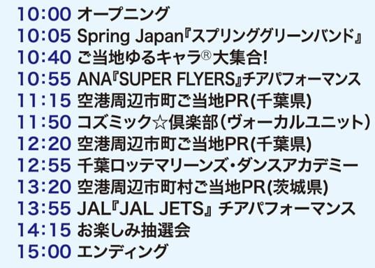 イベントの内容(4月22日)