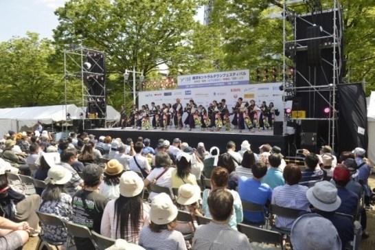 """横浜セントラルタウンフェスティバル""""Y159"""""""