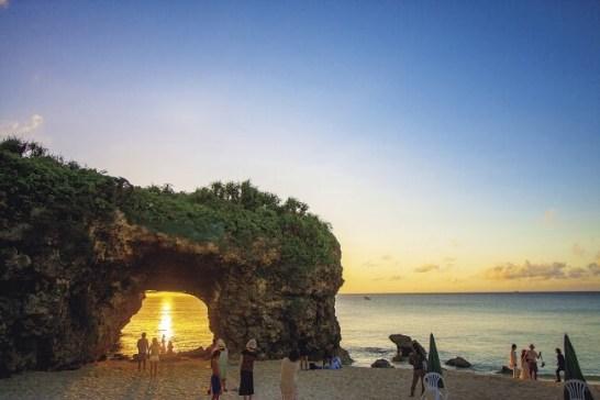 砂山ビーチ【沖縄県】