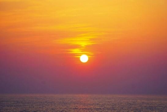 夕日の森 展望台【新潟県】