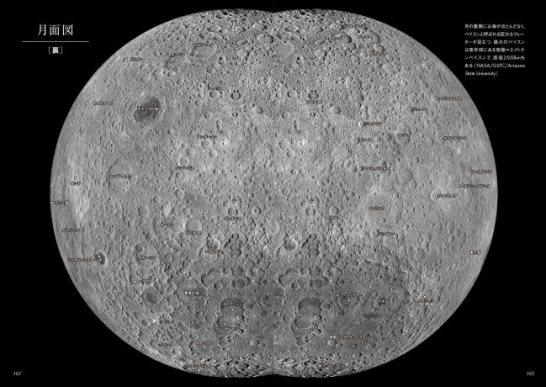 月の地形観察ガイド