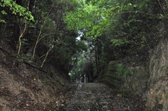 早く立ち去りたいと思った和歌山県・香ノ塔峠