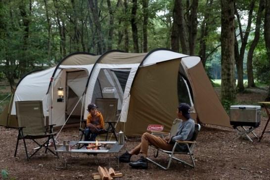 コールマン、秋もキャンプを楽しむためのあったか就寝グッズ&アイテムを続々発売!
