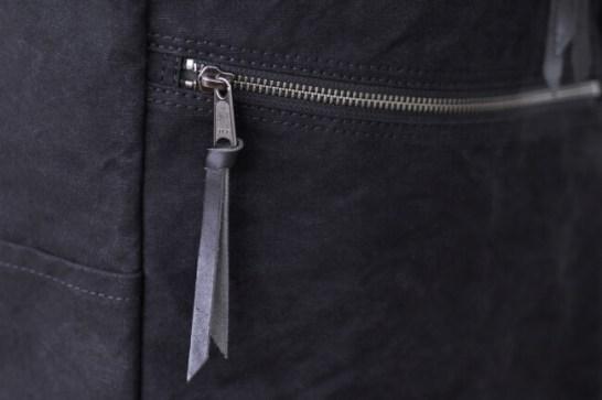 綿帆布に似合うメタルジッパー(YKK製)