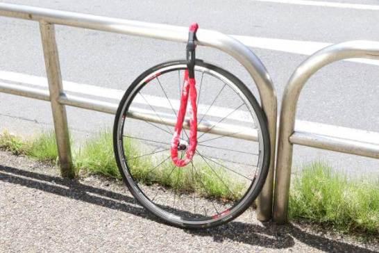 後を絶たないスポーツバイクの盗難。パーツの発見率はわずか2%