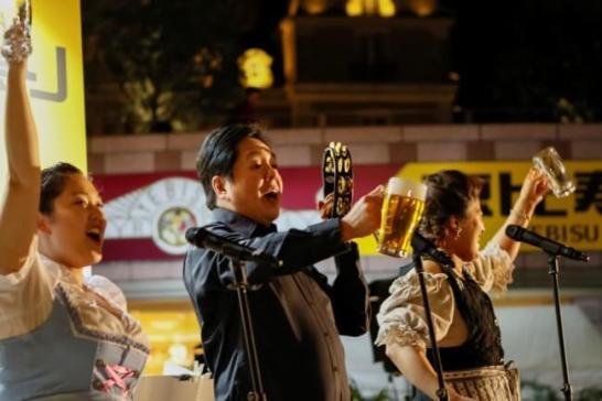 第10回「恵比寿麦酒祭り」開催