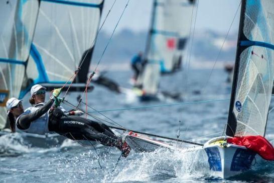 Sailing's World Cup Series Enoshima 2018(C)JUNICHI HIRAI / BULKHEAD magazine JAPAN
