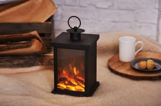 LED暖炉