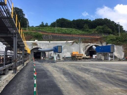 2018年6月時点工事現場イメージ