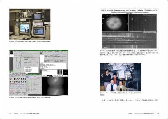 UNIXベースの望遠鏡制御系と観測された撮像画像