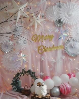 プリンセスクリスマスフォトブース