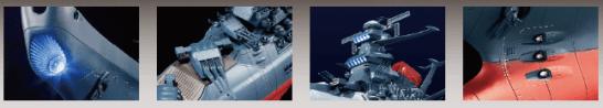 週刊『宇宙戦艦ヤマト2202 ダイキャストギミックモデルをつくる』