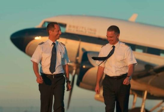 FLYNG LEGEND DC-3×徳永克彦×世界一周