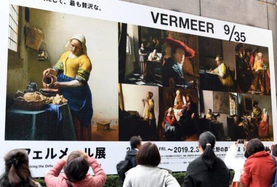 60万人が鑑賞したフェルメール展、その魅力は尽きない