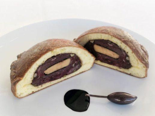 「パンのフェス」限定タテル ヨシノ プリュス 「ジビエのブリオッシュ包み」