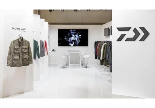 フィッシングのDAIWAから生まれたファッションブランド「D-VEC」TECHNOLOGY × LIFESTYLE PITTI IMAGINE UOMO 95にて19年秋冬コレクションを発表