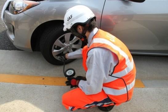 タイヤのパンクに関するアンケート調査
