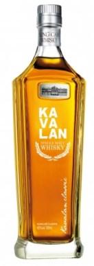 「カバラン ソリスト バーボン」(Kavalan Solist Ex-Bourbon)