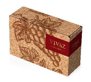 スペインのフルーティな上質赤ワインバッグインボックスVIVAZ(ビバズ)[ 赤ワイン ミディアムボディ スペイン 3000ml ] <※予約販売>