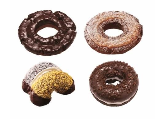 新商品 『夢のドーナツ』- ミスタードーナツ