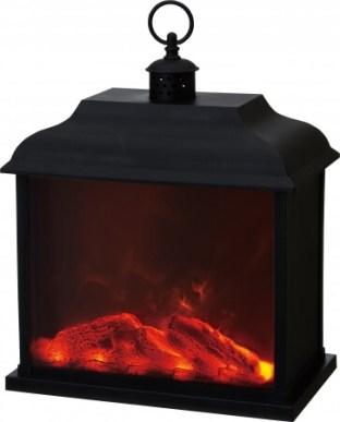 イルミネ暖炉L