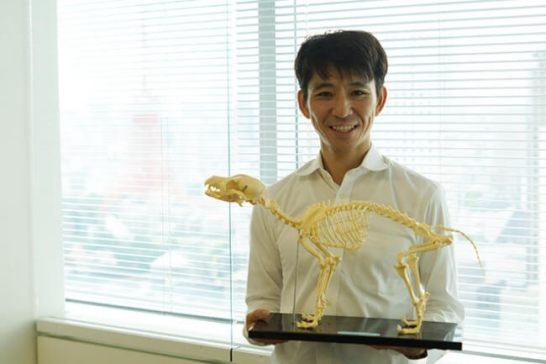 獣医師 小林 辰也先生