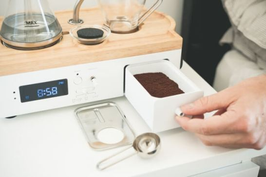 The Barisieur - Coffee & Tea Alarm Clock