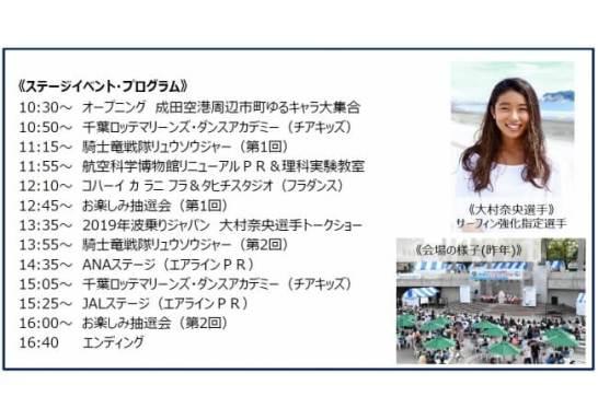 成田空港 空の日フェスティバル2019