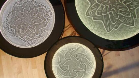 砂に枯山水を描く魔法のテーブル【SISYPHUS】日本上陸