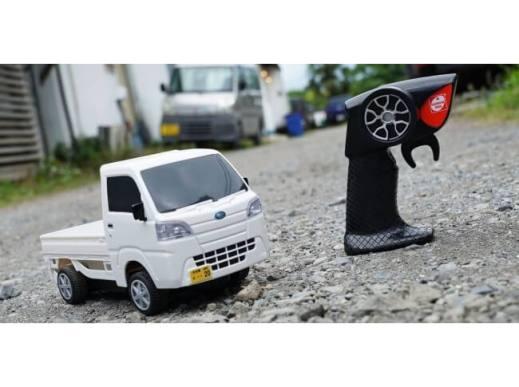 R/C 1/16 ザ・軽トラ スバルサンバー - 京商エッグ