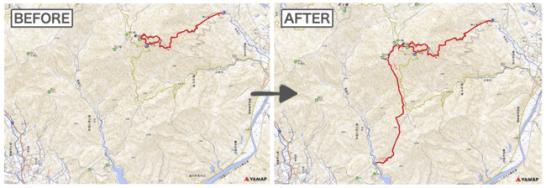 登山者の軌跡データから新規ルートを抽出!現代版・伊能忠敬プロジェクトが始動