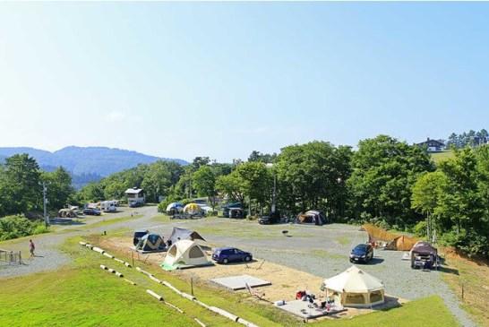 東日本:斑尾高原キャンピングパーク(長野県飯山市)