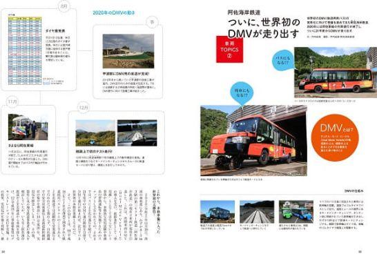 旅と鉄道2021年3月号「鉄道旅事典2021」