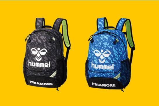 hummel(ヒュンメル)のジュニアコレクション「プリアモーレ」