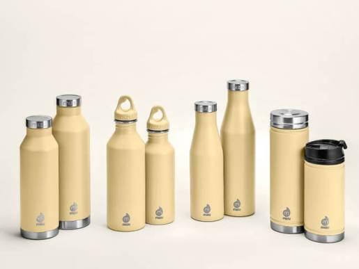 米国発ステンレスボトルブランド『Mizu』、南カリフォルニアの旅からインスピレーションを受けた新色SANDが新発売