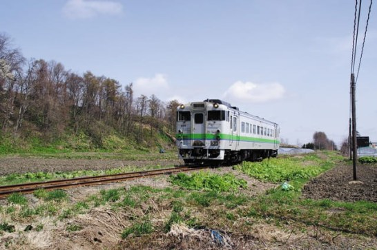 <JR北海道>札沼線