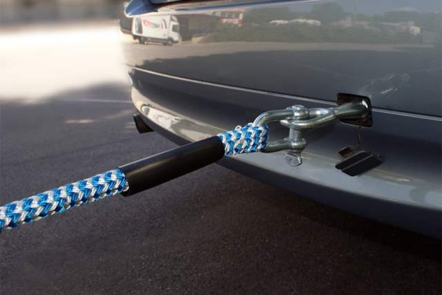 Можно ли зарядить электромобиль буксировкой