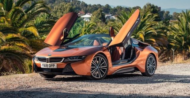 Гибрид BMW i8: больше, чем спорткар