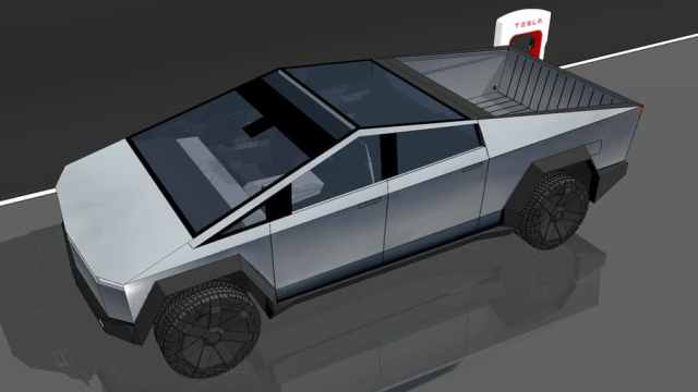 Серийный Tesla Cybertruck будет отличаться от прототипа