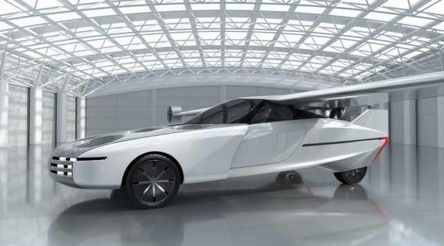 «Формула-1» для летающих электромобилей