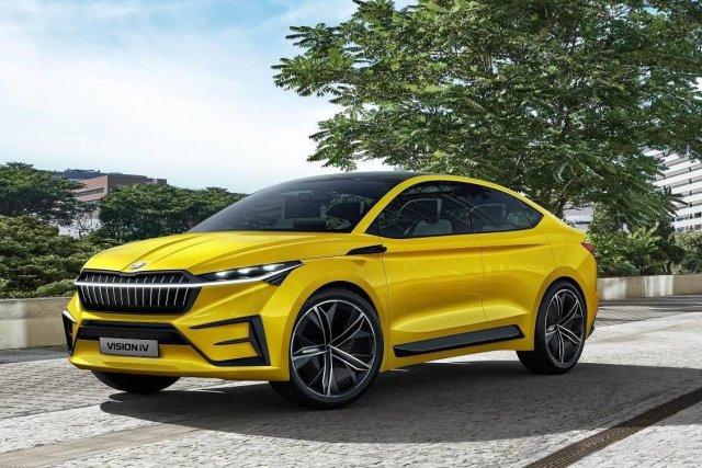 Новый электромобиль от Skoda выйдет в серию уже в 2021 году
