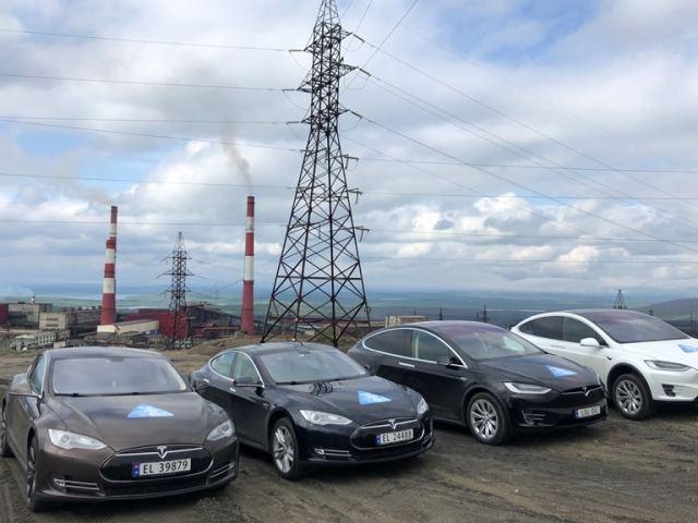 В России стали чаще покупать б/у электромобили