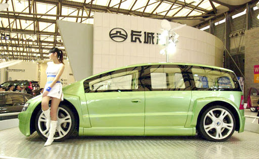 Кризис продаж электромобилей у BYD