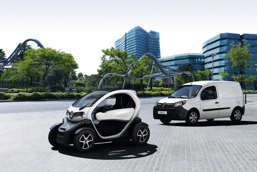 Обзор электромобилей производства Renault