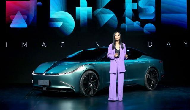 Электрокар из Китая получит большой запас хода и оригинальный дизайн